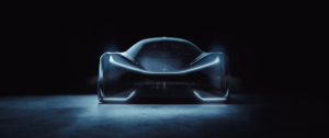 FFZERO1 Faraday Future